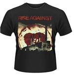 Rise Against T-shirt Smoke Stacks