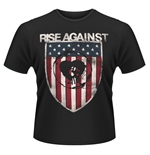 Rise Against T-shirt Shield