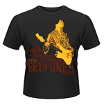 Jimi Hendrix T-shirt Cry Of Love