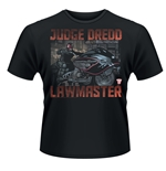 Judge Dredd T-shirt Lawmaster
