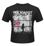 Rise Against T-shirt Borders