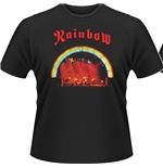 Rainbow T-shirt On Stage