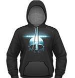 Prometheus Sweatshirt Head (BLACK/GREY Contrast HSW)