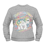 My Little Pony Sweatshirt Rainbow Stripes