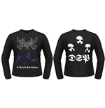 Mayhem Long Sleeves T-shirt De Mysteriis Dom Sathanas