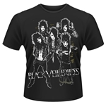 Black Veil Brides T-shirt Shred