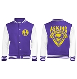 Asking Alexandria Jacket Skull Shield