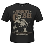 Johnny Cash T-shirt Outlaw