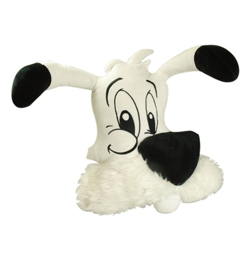 Asterix Plush Cushion Dogmatix
