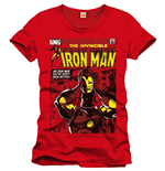 Iron Man T-Shirt Never Seen Before