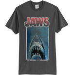 Jaws T-Shirt Poster