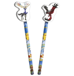 Pokemon Pencils with Eraser Topper Assortment (36)