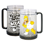 Simpsons Mug Freezer