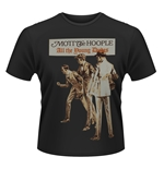 Mott The Hoople T-shirt All The Young Dudes