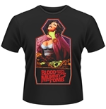 Plan 9 - Blood From The MUMMY'S Tomb T-shirt