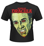 Plan 9 - Scars Of Dracula T-shirt
