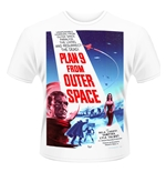 Plan 9 - Plan 9 From Outer Space T-shirt Plan 9 From Outer Space (POSTER)