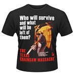 Plan 9 - The Texas Chainsaw Massacre T-shirt The Texas Chainsaw Massacre - Poster