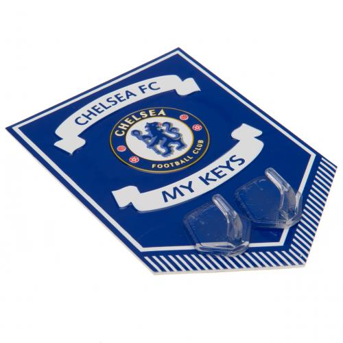 Chelsea F.C. Metal Key Hook
