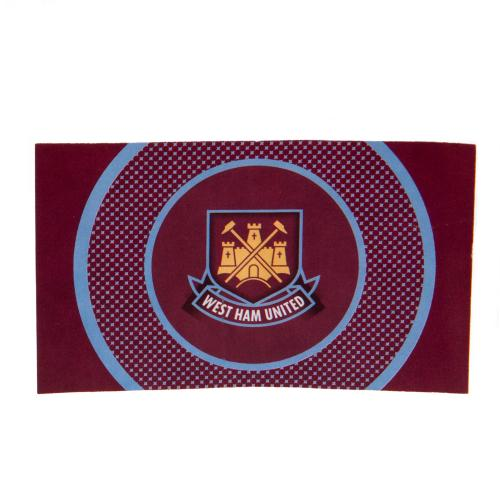 West Ham F.C. Flag BE