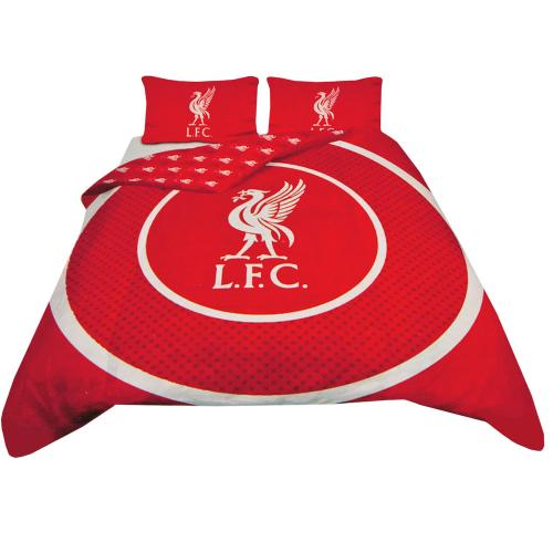 Liverpool F.C. Double Duvet Set BE