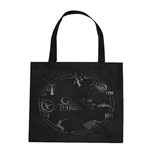Game of Thrones Tote Bag Silver Sigil