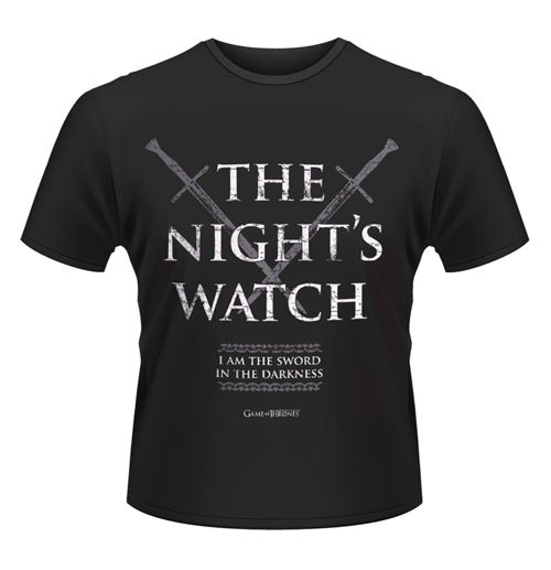 Game Of Thrones T Shirt The Night Watch For Only