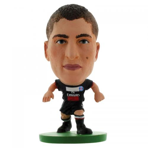 Paris St Germain F.C. SoccerStarz Verratti