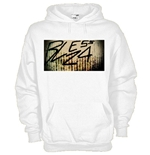 Hoodie with flex printing - OFFICIAL BLESS 24
