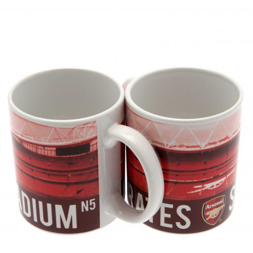 Arsenal F.C. Mug SD