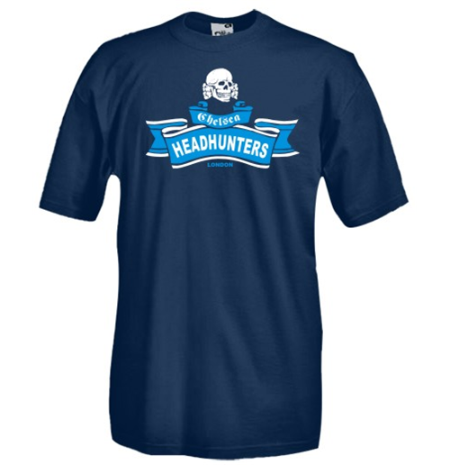 Headhunters supporter T-shirt