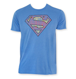 SUPERMAN Premium Quality Vintage Logo T-Shirt