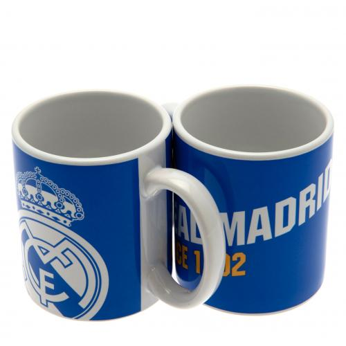 Real Madrid F.C. Mug ES