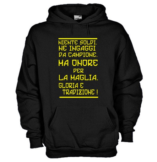 Supporters Hoodie Onora La Maglia