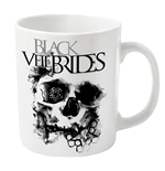 Black Veil Brides Mug Skullogram