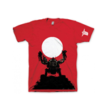 WOLFENSTEIN The New Order Trophy Small T-Shirt, Red
