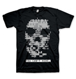 WATCH DOGS Skull Extra Extra Large T-Shirt, Black