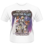 Beetlejuice T-shirt The Ghost With The Most