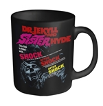Plan 9 - Dr Jekyll And Sister Hyde Mug
