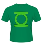 Dc Originals T-shirt Green Lantern Logo