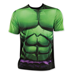 The INCREDIBLE HULK Sublimated Costume Tee Shirt