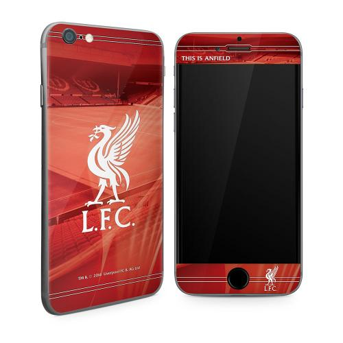 Liverpool F.C. iPhone 6 Skin