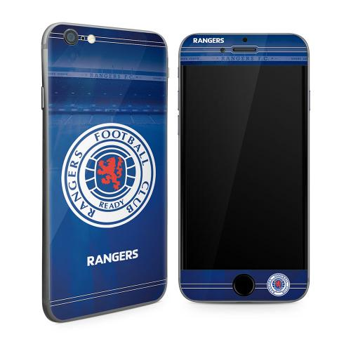 Rangers F.C. iPhone 6 Skin