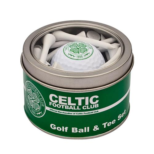 Celtic F.C. Ball & Tee Set