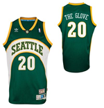 adidas Gary Payton Seattle SuperSonics Soul Swingman Nickname Jersey