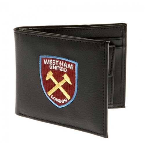 West Ham United F.C. Leather Wallet 7000