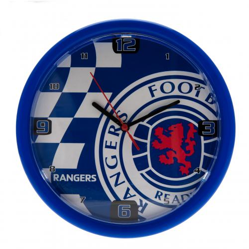 Rangers F.C. Wall Clock