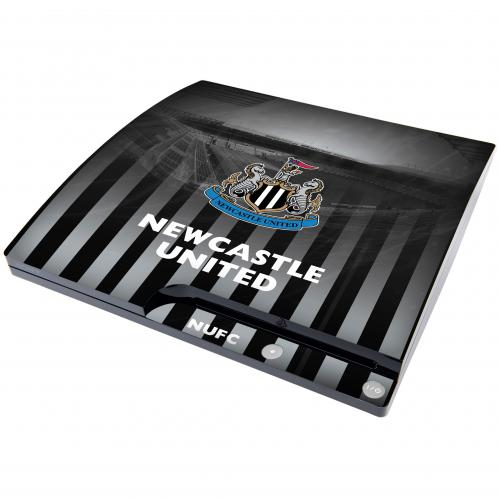 Newcastle United F.C. PS3 Skin (Slim)