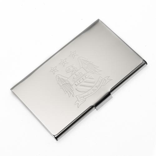 Manchester City F.C. Business Card Holder 928