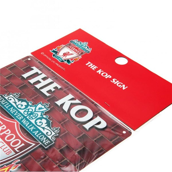 Liverpool F.C. The Kop Sign